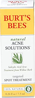 product image for Burt's Bees Natural Acne Solutions Targeted Spot Treatment for Oily Skin,0.26 Ounces