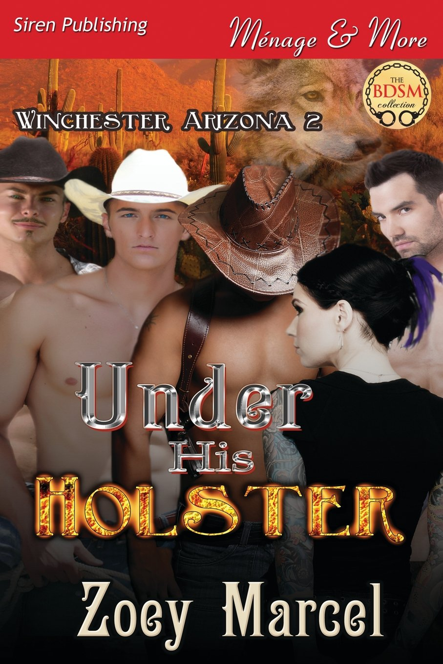 Download Under His Holster [Winchester, Arizona 2] (Siren Publishing Menage and More) PDF