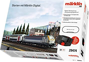 """Digital-Startpackung /""""Österreich Epoche V/"""" Märklin H0 29020 Start up"""