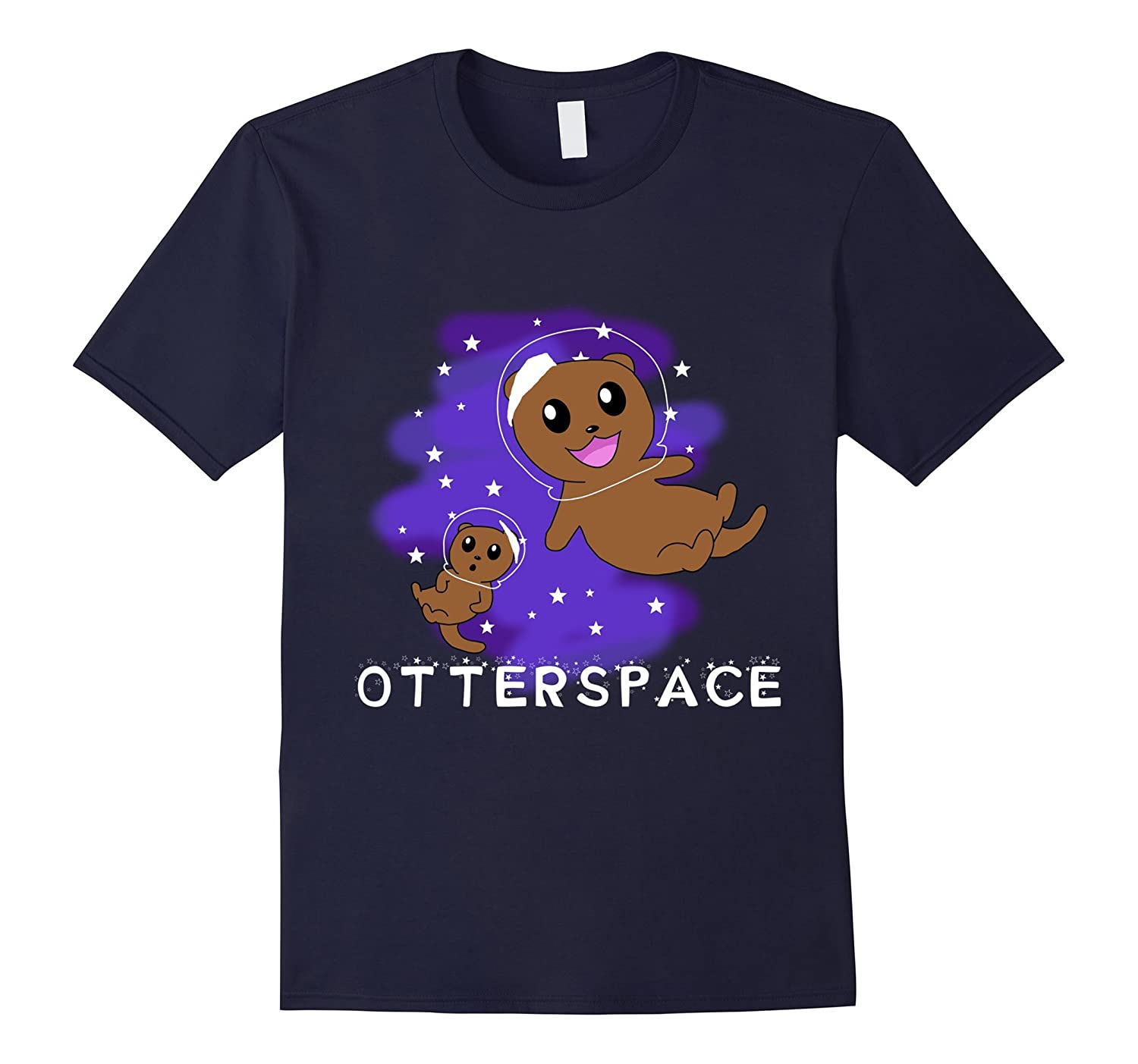 Otter Space T-shirt-BN
