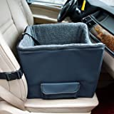 A4Pet Easy Storage Pet Booster Seat Dog Sofa Bed Carrier for Dog and Cat
