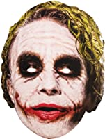 Partyrama Men's Joker The Knight Character Face Mask