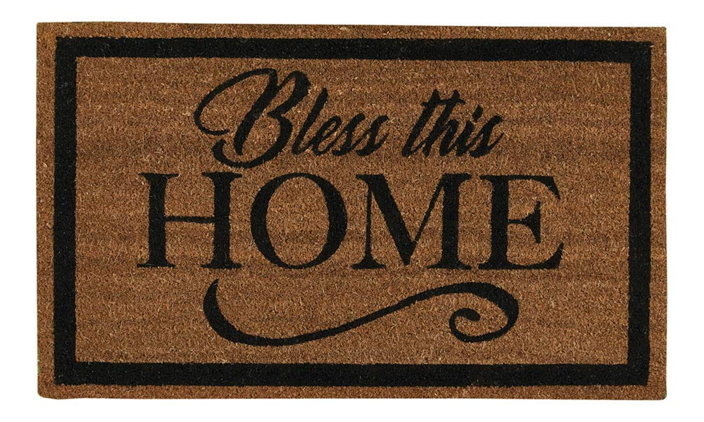 Park Designs Bless The Home Doormat