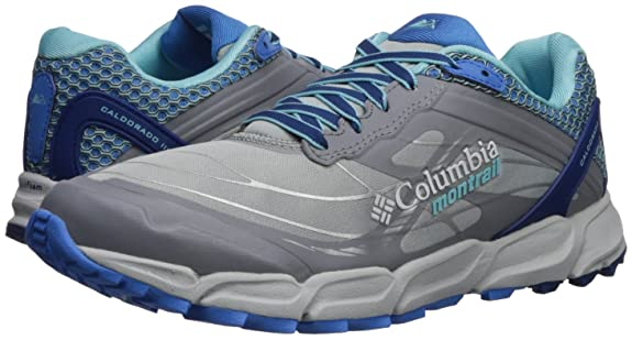 Columbia Caldorado III Shoes Women Earl Grey/Coastal Blue US 6,5