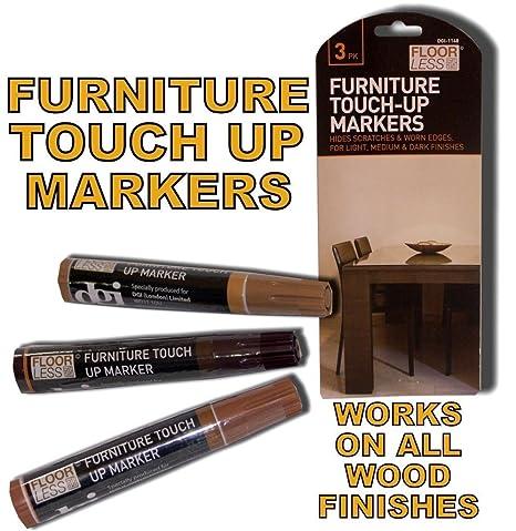 Resistente a los arañazos de reparación muebles lápices marcadores ...