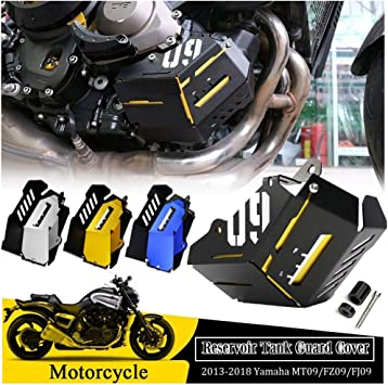 Water Coolant Reservoir Protector Tank Guard For Yamaha MT-07 FZ-07 2014-2018 17