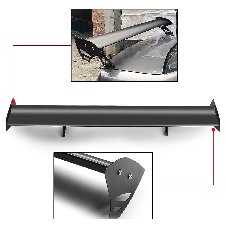 Aler/ón trasero de aluminio ajustable y ligero Areyourshop