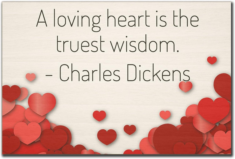 Resultado de imagen de charles dickens un corazon amoroso