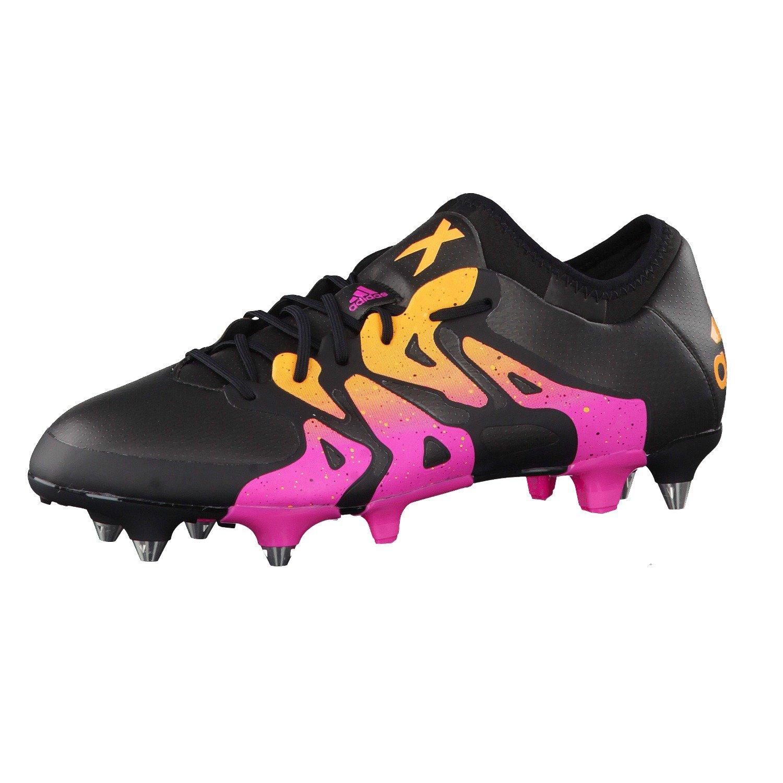 Adidas Herren X 15.1 Sg Fußballschuhe, rot, 38 EU