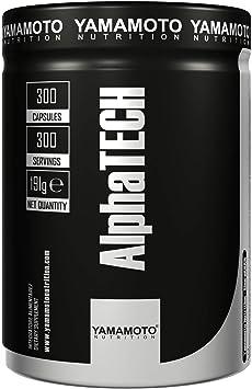 Yamamoto Nutrition Alphatech Suplemento Nutricional de ...
