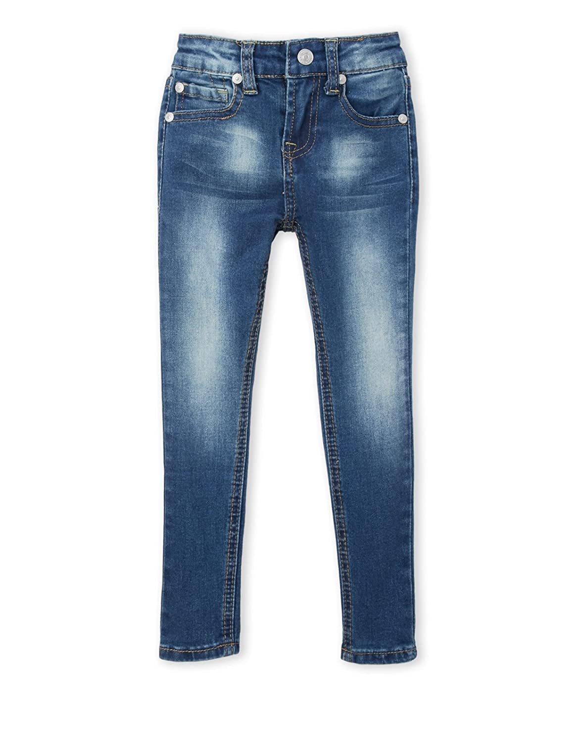 6 7 for all mankind Girls Super Skinny Stretch Jeans