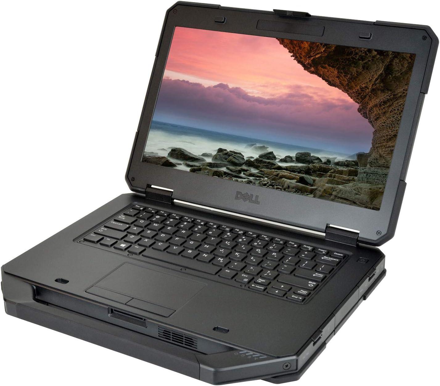 Dell Latitude 5404 Rugged 14 inches Laptop, Core i5-4310U 2.0GHz, 8GB Ram, 512GB SSD, DVDRW, Windows 10 Pro 64bit (Renewed)