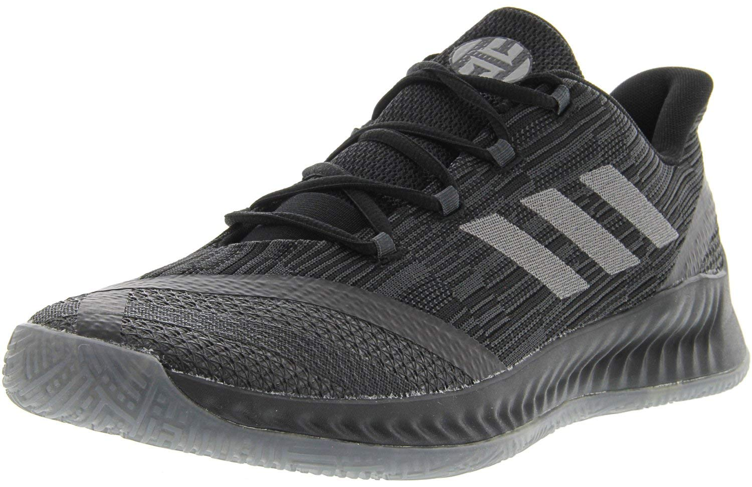 low priced 896ac cc9d8 Galleon - Adidas BE 2 Shoe - Mens Basketball 11 BlackDark Gr