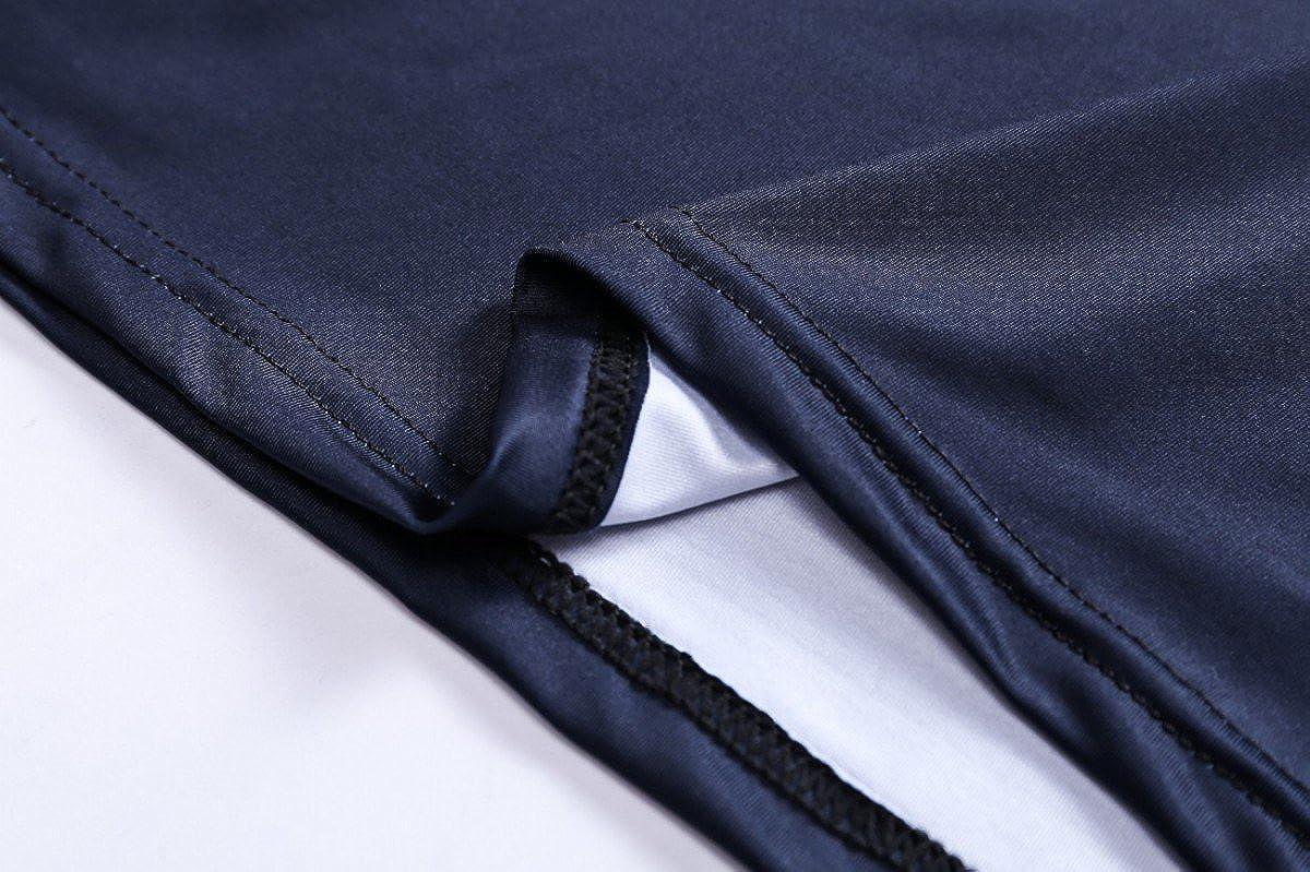 Cody Lundin/® Hombres Deporte Apretado Camisa Pel/ícula Captain h/éroe Formaci/ón Rutina de Ejercicio Capas Base Camiseta