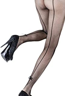 1c97aa9c5 Yelete Killer Legs Women s One Plus Size Patterned Fishnet Tights Stocking  Pantyhose