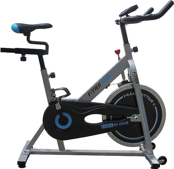 FYTTER - Bicicleta De Spinning Ri-00B: Amazon.es: Deportes y aire ...