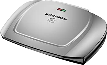 George Foreman 9-Serving Classic Plate Sandwich Maker
