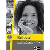 Beleza!: Brasilianisches Portugiesisch für Anfänger. Lösungsheft. Lösungsheft