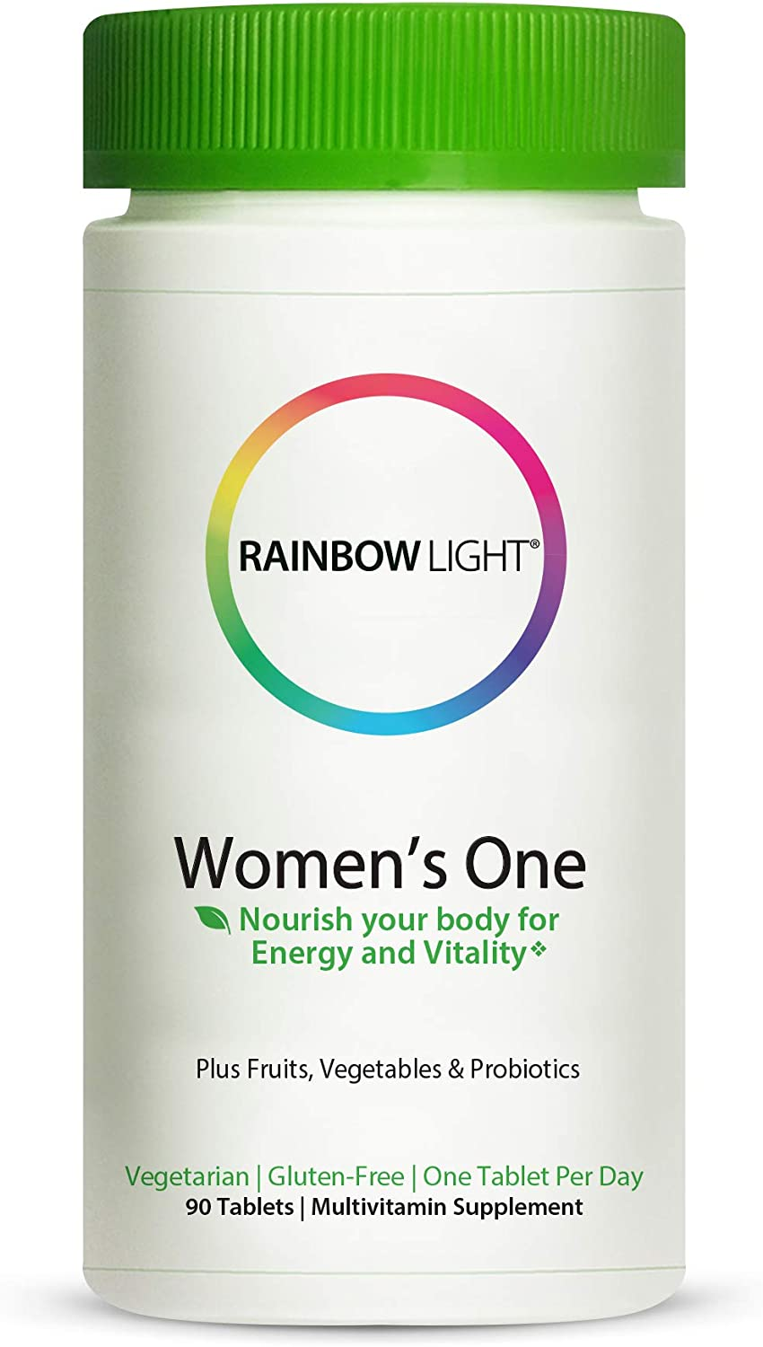 Rainbow Light - Women's One Multivitamin, 90 Count (Pack of 1)