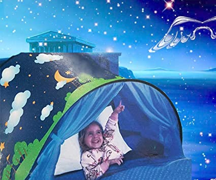 Mumustar Twin Size Pop Up Bed Tents