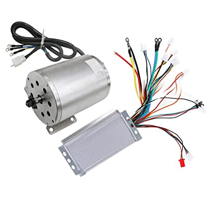tdpro 48v 1800w brushless electric motor and controller set for go rh amazon com