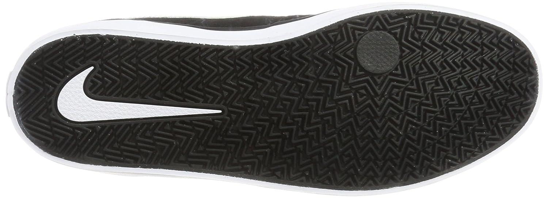 NIKE Men's SB Check Solar Skate Shoe B0178Q265A 9 D(M) US|Black/White