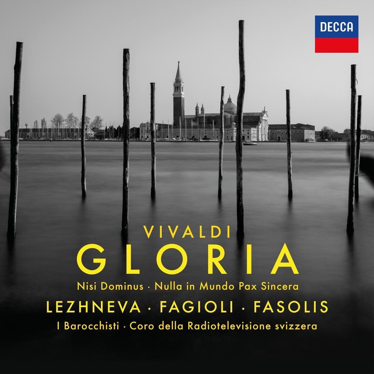 CD : Lezhneva/Fagioli/Fasolis - Gloria / Nisi Dominus / Nulla In Mundo Pax