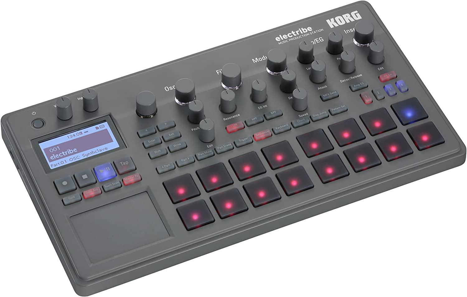 Korg ELECTRIBE Synth Based Production Station - Best for live performances