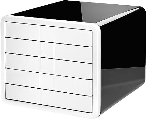 Han ibox cassettiera da scrivania cassetti chiusi