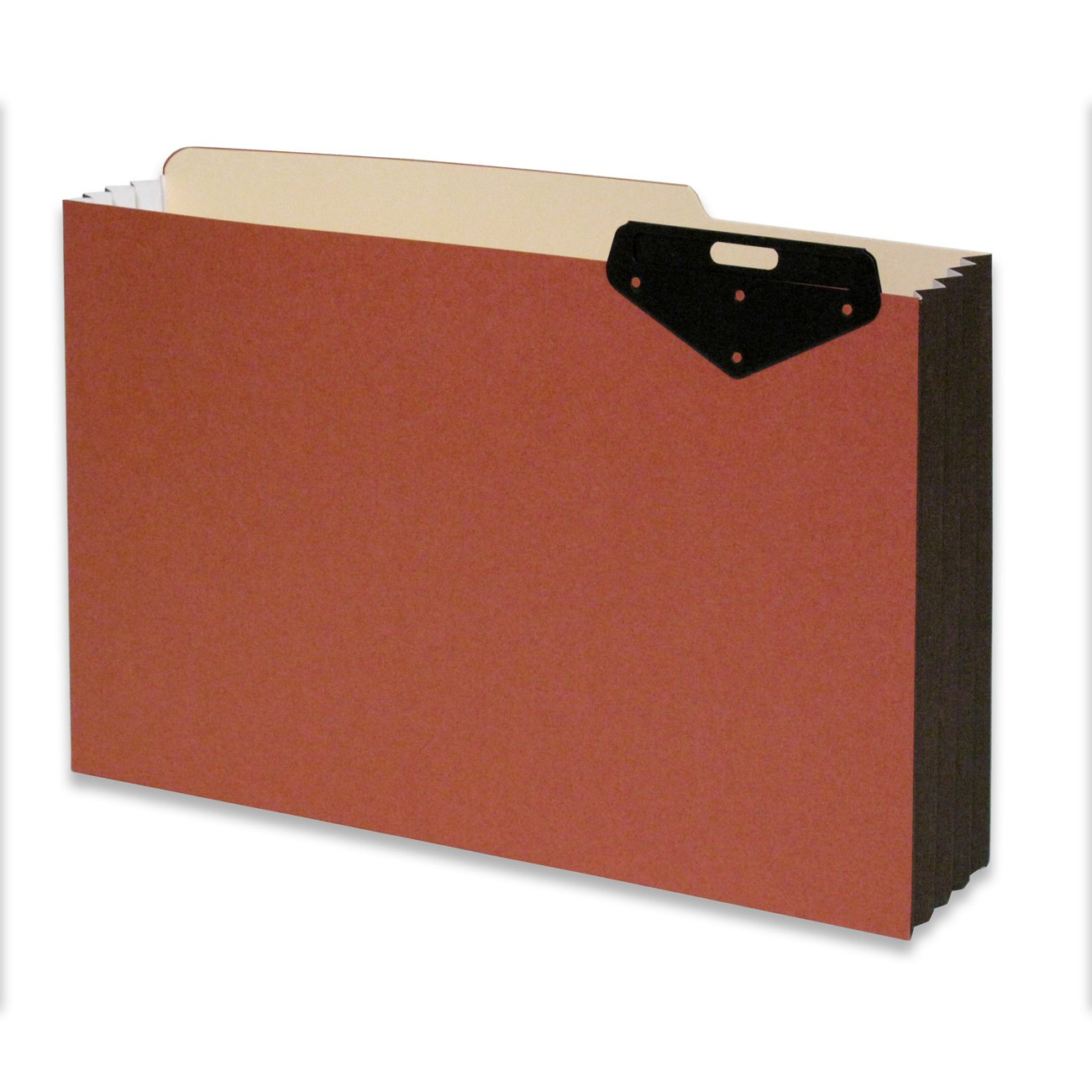 ALL-STATE LEGAL File Jacket, 10''x 15'' Legal Size with 3 1/2'' Fully Reinforced Tyvek Gusset, Metal Tab On Right Front Panel, 50 per Carton