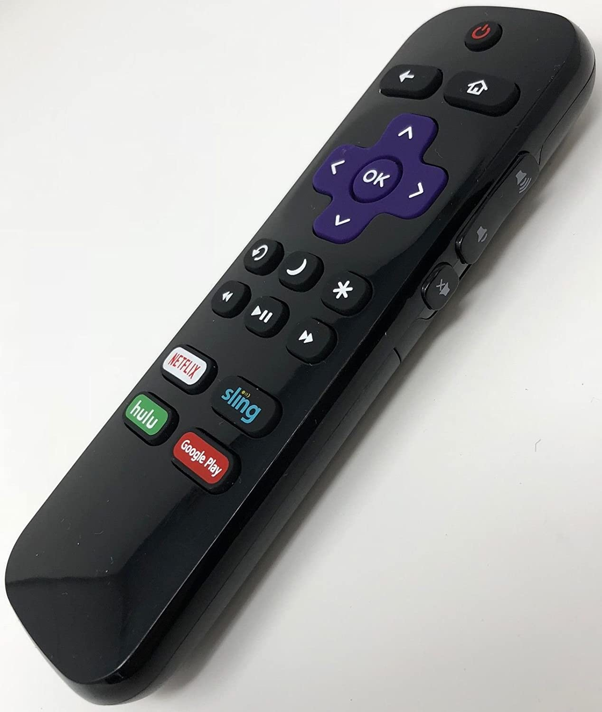 Generic Insignia NS-RCRUS-17 Smart TV Mando a Distancia con ROKU Integrado.: Amazon.es: Electrónica