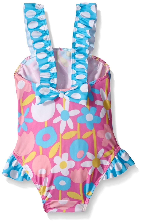 Malia V-Back Swimsuit Flap Happy Girls UPF 50