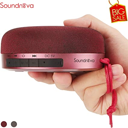 Louder HD Sound with Subwoofer bass for Outdoor Beach//Pool//Biking//Shower TWS Pair 2speakers Stereo Sound IPX5 Waterproof 10W Portable Bluetooth Speaker