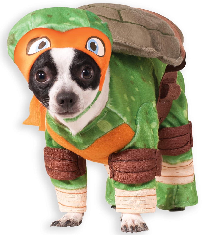 Disfraz Oficial de la Tortuga Ninja de RubieS Michelangelo ...