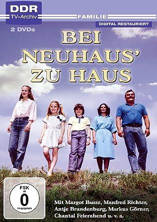 Bei Neuhaus' zu Haus (DDR TV-Archiv) [2 DVDs] [Alemania]