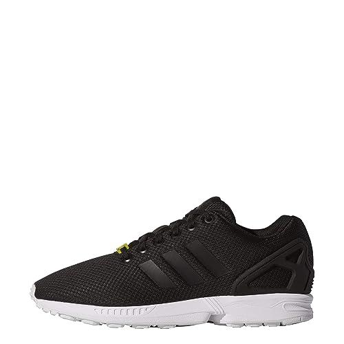 brand new a374e 52c6a adidas ZX Flux, Scarpe da Fitness Uomo, Nero (Negro1 Negro1 Blanco