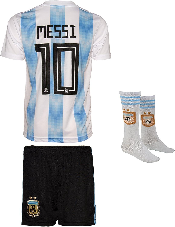 SVB Argentina Mundial 18 y Copa America 16 # 10 Messi – Niños ...