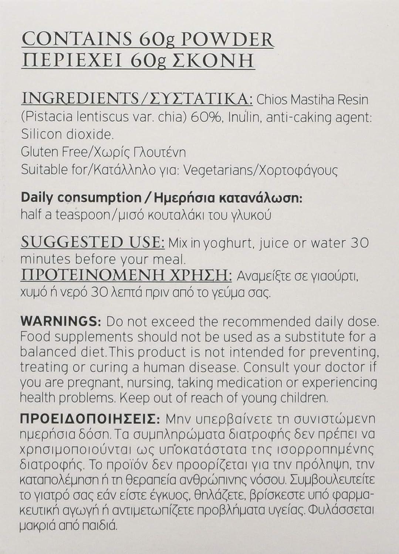 Mastiha Food Supplement Powder 60 g