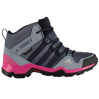 adidas Unisex Kinder Terrex Ax2r Mid Cp K Trekking & Wanderstiefel