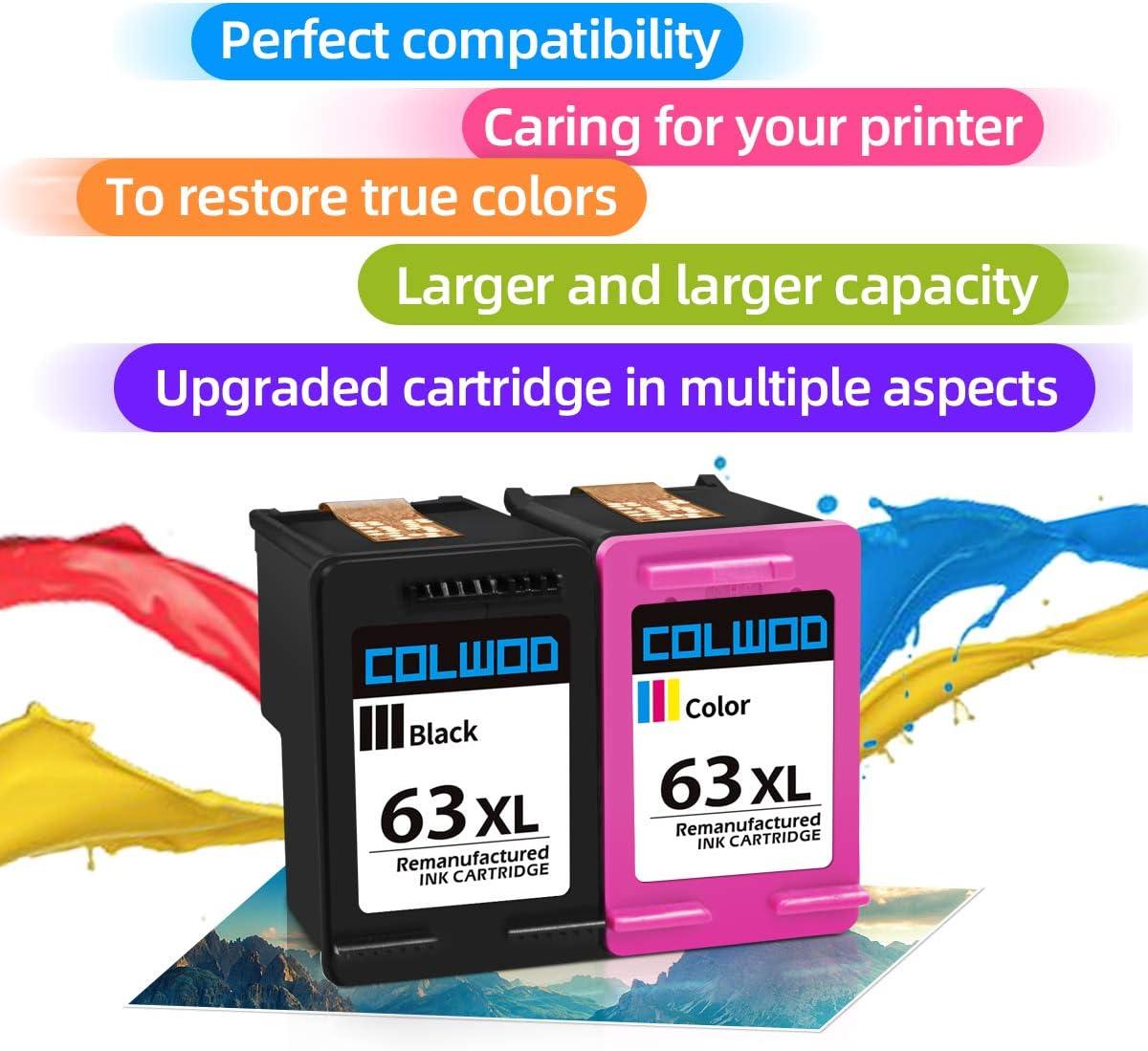 840 Myriad Re-Manufactured Inkjet Cartridges C6625D 5 Inkjet Cartridges 841 etc; Multi Color Ink Replacement for HP C6625A 17; Models: Deskjet 825 Bulk: RC6625