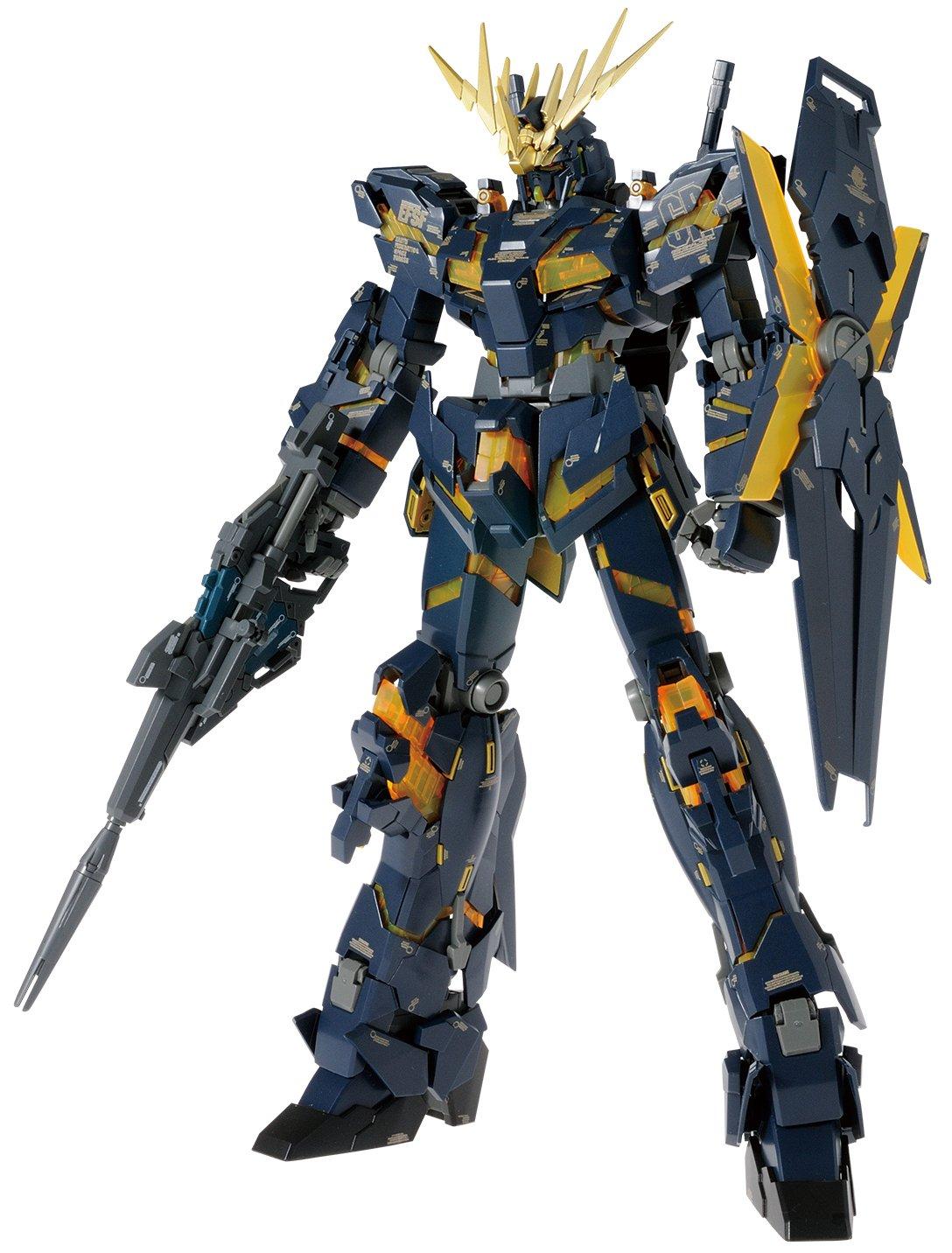 Bandai Hobby MG 1/100 Unicorn Gundam 02 Banshee (Ver. Ka) Gundam UC