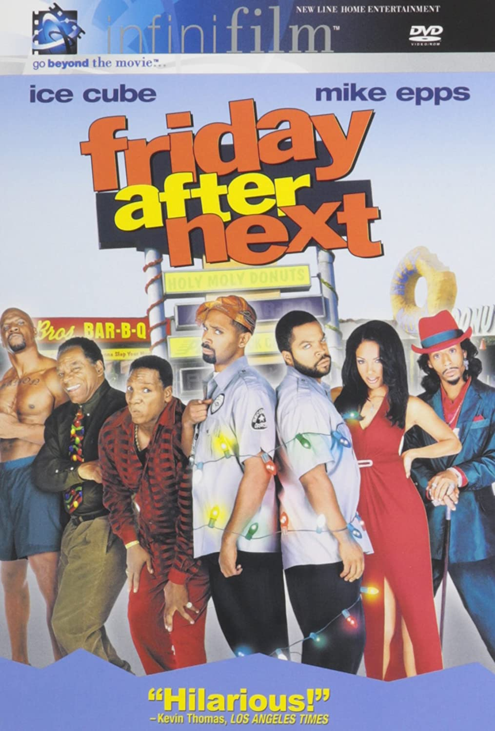 Amazon.com: Friday After Next (Infinifilm Edition): Ice Cube, Mike ...