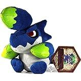 Monster Hunter: 2D Burakidiosu Monster peluche