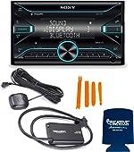 Sony DSX-B700 Bluetooth Media Receiver with SiriusXM Satellite Radio Kit