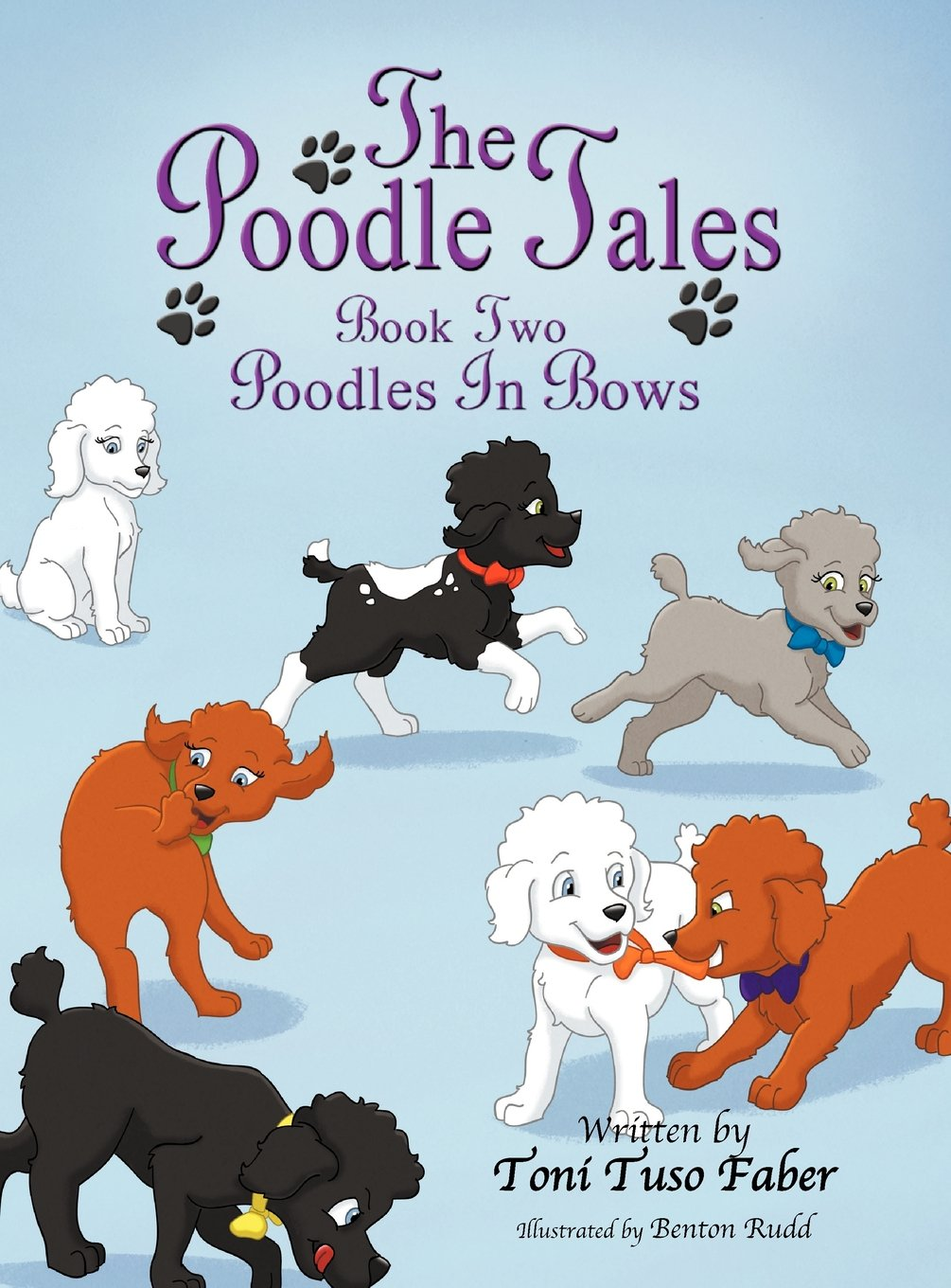 Download The Poodle Tales: Book Two: Poodles In Bows ebook