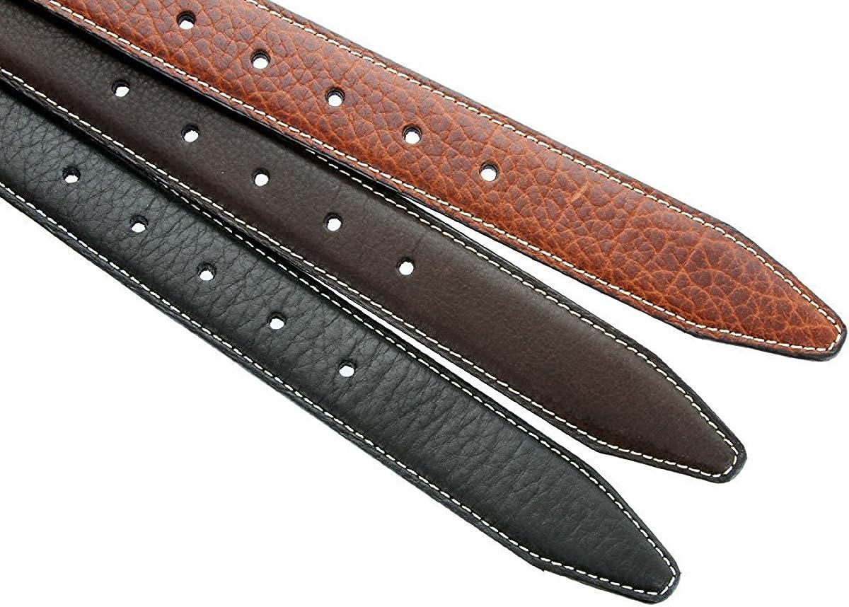 Pele Belt Men 1-3//8 Wide Genuine Bison Leather Brass Buckle /& Indian Conchos