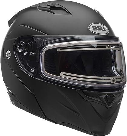 Bell Revolver Evo Electric Shield Snow Helmet (Matte Black, Large)