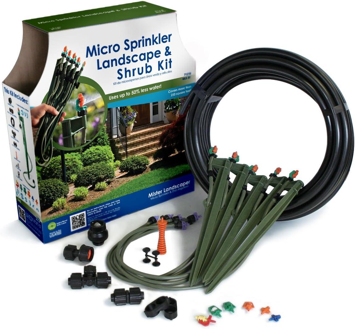 Mister Landscaper Micro Sprinkler Landscape Shrub Kit