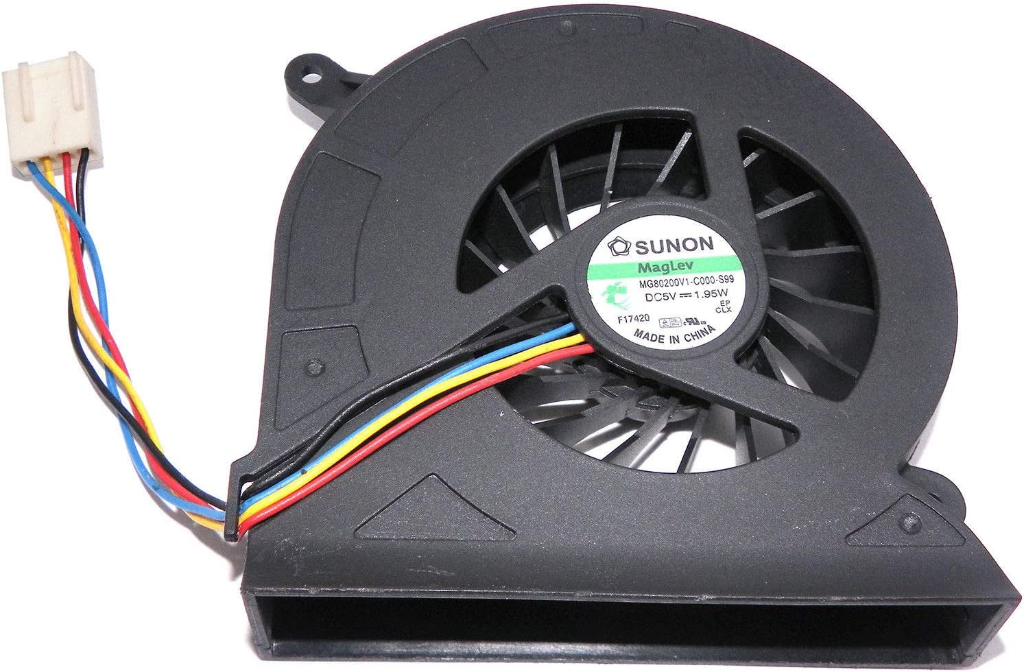 CPU Cooling Fan DELL Inspiron 14R N4010 N4110 1464 1564 1764 YP367 DC5V 0.26A