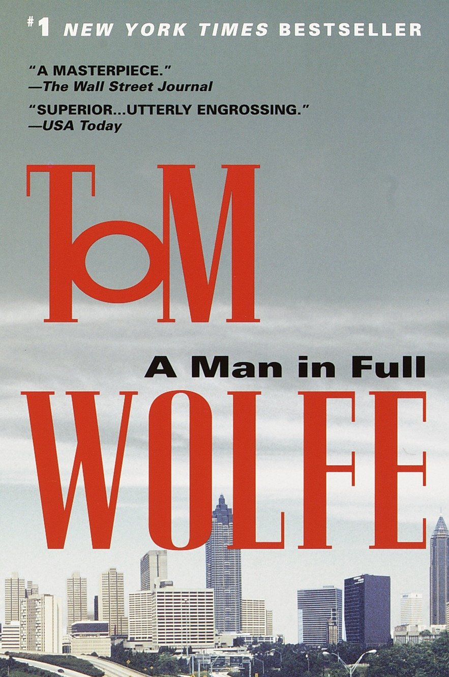 Design Bank Wit Leer.A Man In Full Tom Wolfe 9780553381337 Amazon Com Books